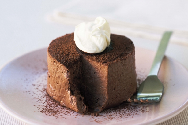 Heston Chocolate Truffle Cake