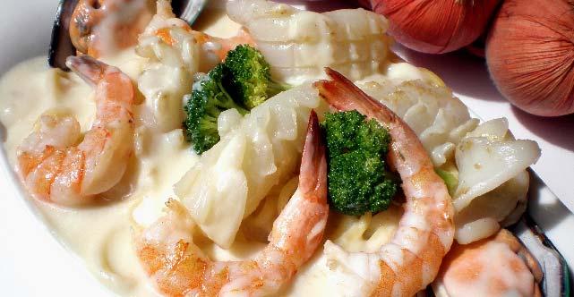 seafood, recipe