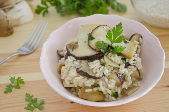 Hell S Kitchen Mushroom Risotto Recipe