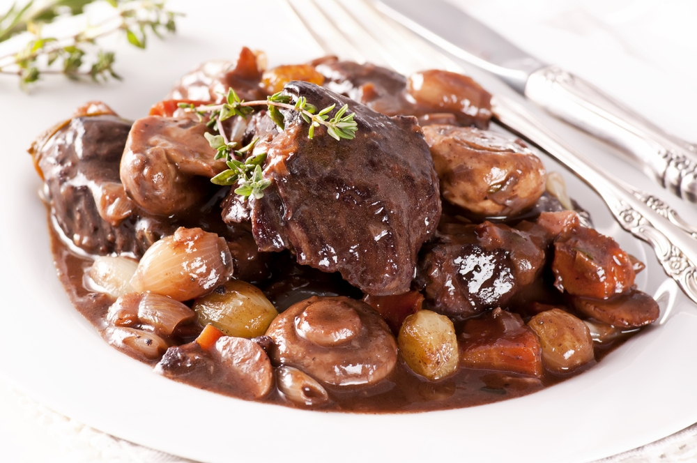 Gordon Ramsay's Beef bourguignon Recipe