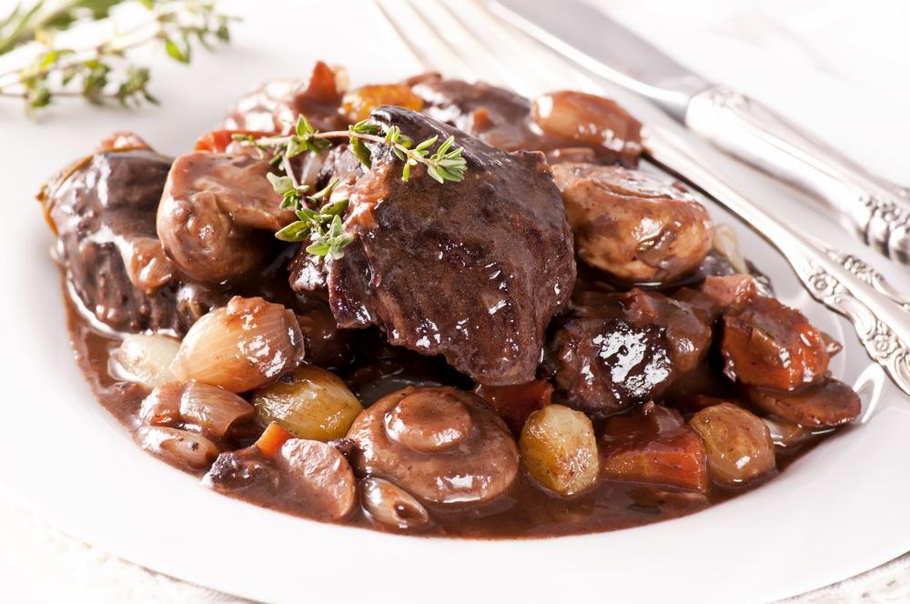 Beef Bourguignon Gordon Ramsay's Beef Bourguignon Recipe