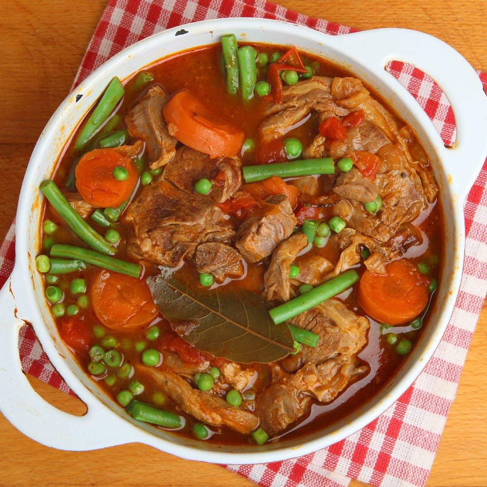 Gordon Ramsays Mutton Stew
