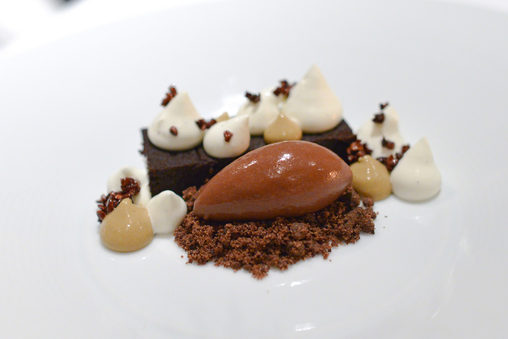 Gordon Ramsay's Chocolate marquise