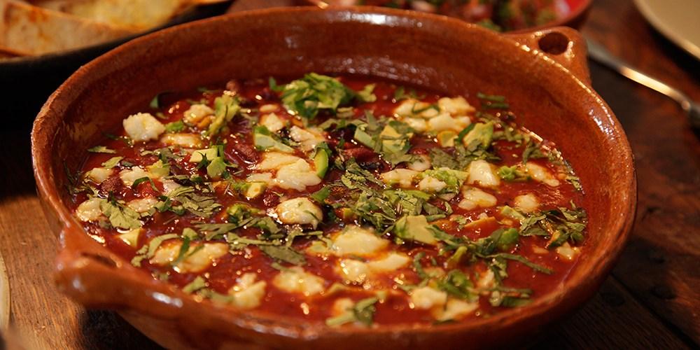spicy soup recipes Gordon Ramsay's Spicy Mexican Soup Recipe