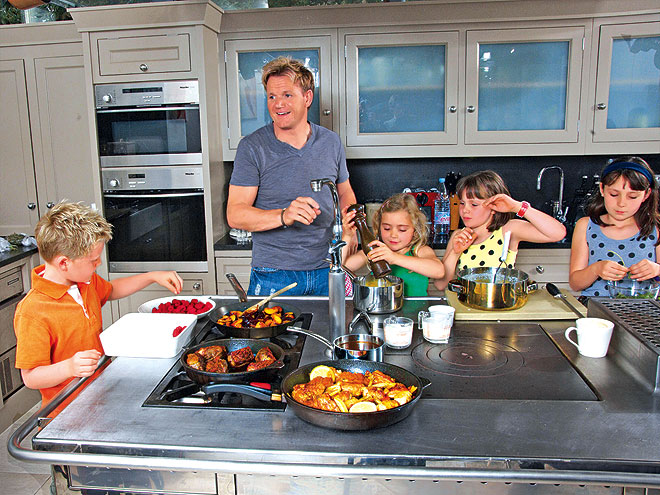 chef, gordon ramsay, kitchen, recipe, vegeterian, lunch, food, american, dinner