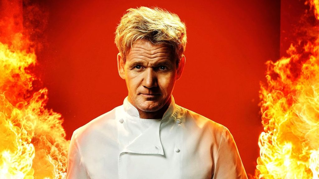 Gordon Ramsay, chef