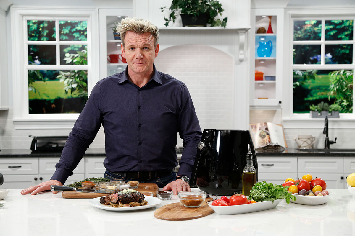 Chef Gordon Ramsay Better School Lunch Recipe Ideas