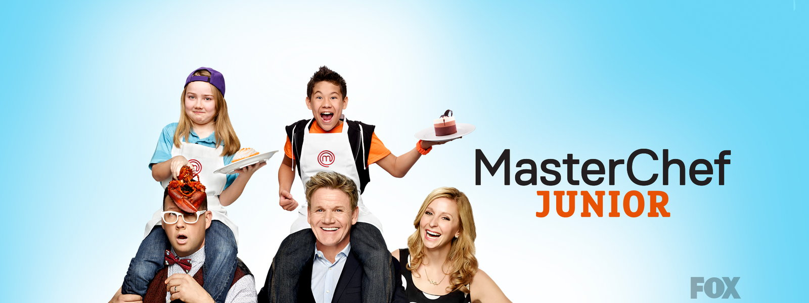 masterchef junior, gordon ramsay, fox, entertainment, celebrity cheds