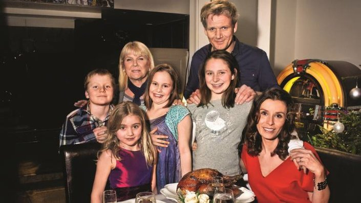 gordon ramsay, ultimate christmas, show, season,holiday, tv, cooking, culinary, weight loss